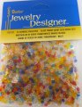 Pack of Transparent Primary Seed Beads