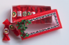 1:12th Scale Miniature Boxed Christmas Crackers Kit