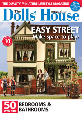 The Dolls' House Magazine Sept 2012 Issue 172 - Click Image to Close