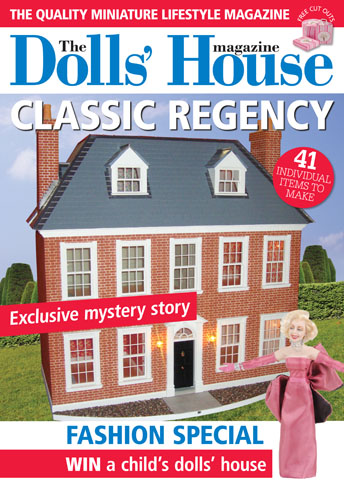The Dolls' House Magazine October 2012 Issue 173 - Click Image to Close