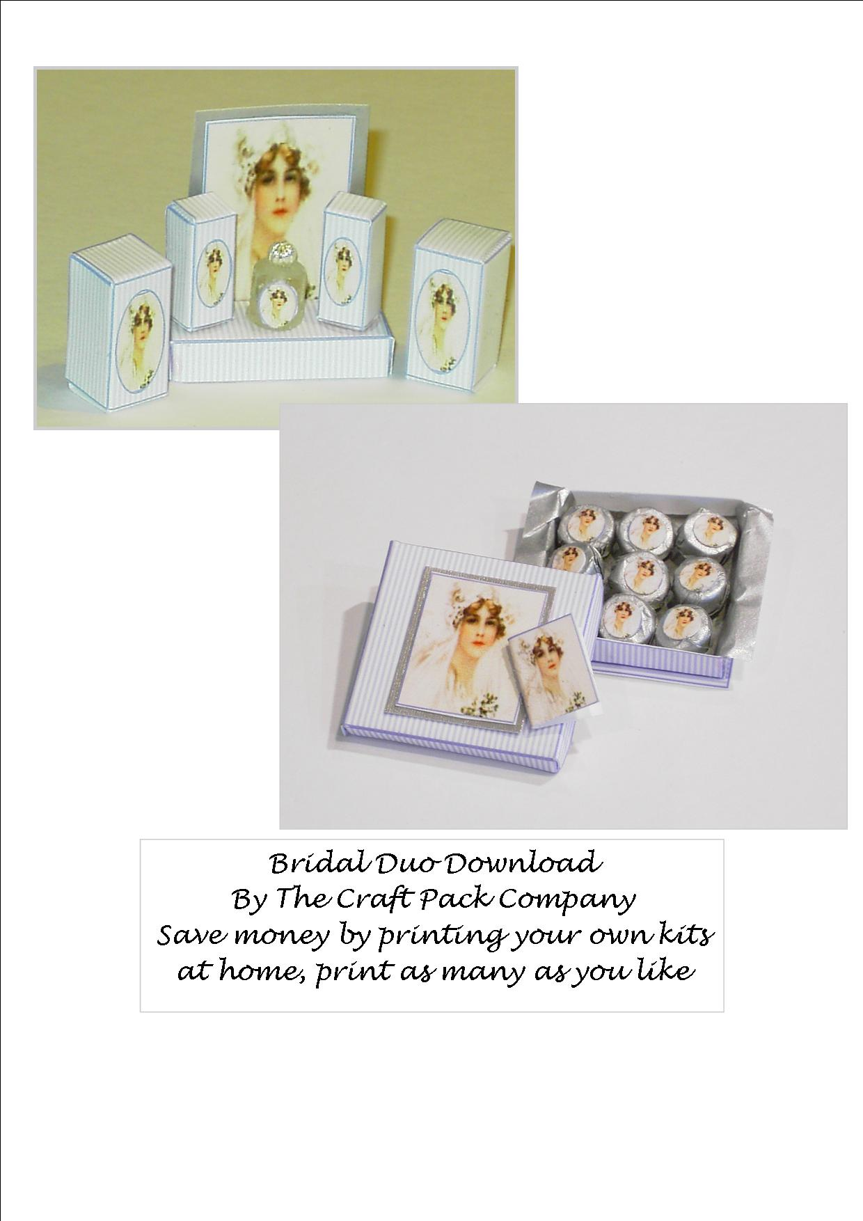 Bridal Duo PDF Project FILE - Click Image to Close